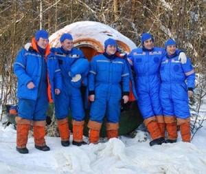 Članovi posade MARS 105 prošli su zahtjevnu selekciju i treninge