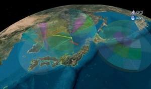 Lansirna vrata Sjeverno Korejske rakete