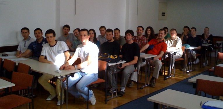 Radni sastanak prosirenog tima ASTRONAUTIKA projekta