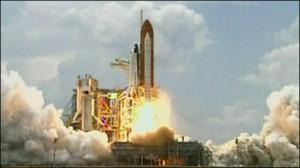 Lansiranje Atlantisa prema Hubble-u