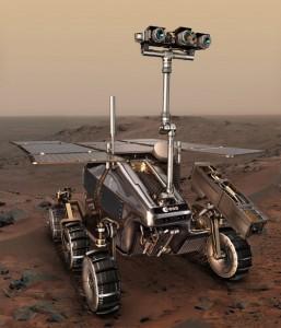 Računalna simulacija ExoMarsa na tlu crvene planete