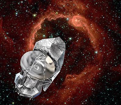 Herschel u svemiru