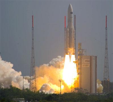 Lansiranje Ariane 5