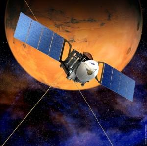 """Europska letjelica i danas radi u Marsovoj orbiti, njezina """"beba"""" Beagle-2 netragom je nestala prilikom spuštanja na tlo crvene planete"""