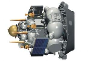 Model letjelice Lunar Globe