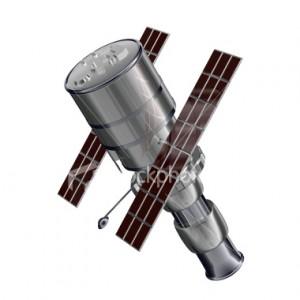 Ruski svemirski teleskop, nažalost okrenut prema Zemlji, poput desetaka letjelica njegove klase..