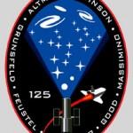 Logo misije popravka svemirskog teleskopa