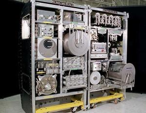 Izgled sustava za recikliranje vode na ISSu