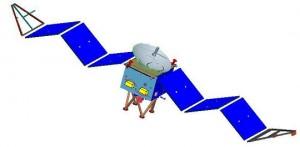 Ilustrativni prikaz prve Kineske misije za istraživanje Marsa