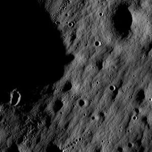 Jedna od prvih fotografija Mjeseca s LRO
