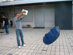 Test padobrana