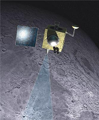 Kraj misije za Chandrayaan-1