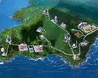 užnokorejski svemirski centar Naro na jugu poluotoka