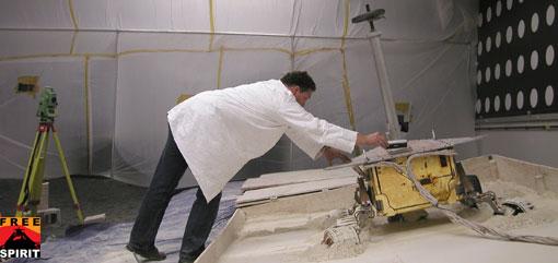 Modeliranje uvjeta na Marsu u Zemaljskim laboratorijama