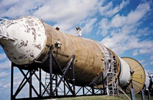 Apollo program završio kao ruinirano željezo na otvorenom