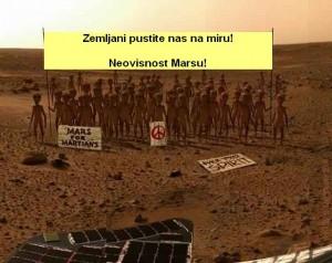 Odbor za doček na Marsu