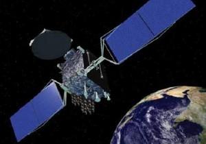 Satelit bez kontrole u svemiru