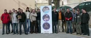 Grupna fotografija A-tima s Tehničke konferencije