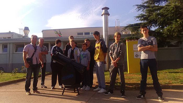 Srednjoškolci otkrivaju tajne sunca « astronautika.com a3c2
