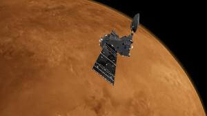 Trace_Gas_Orbiter_at_Mars
