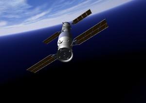 tiangong2_shenzhou11_pogled iz orbite