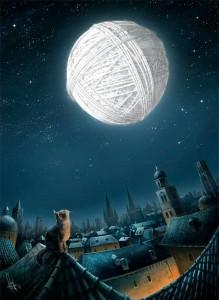 mjesec i maca
