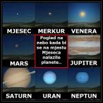 planete umjesto mjeseca
