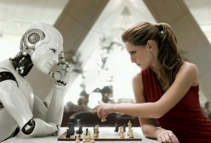 robot i covjek